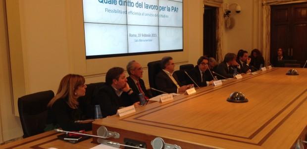 Il Segretario Generale al Convegno AGDP del 19 febbraio 2015