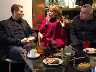"""""""I Caffè dell'Unadis"""" - Ottavo incontro: più partecipazione da parte del Sindacato dei Dirigenti"""