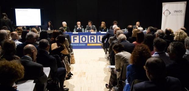 Grande successo Unadis: da Forum PA 2018 riparte il dialogo fra la dirigenza pubblica e la politica