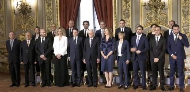 Saluti e buon lavoro al nuovo Governo